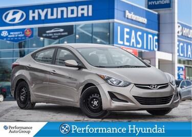 2015 Hyundai Elantra GL | BLUETOOTH | HEATED SEATS Sedan