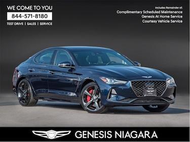 2019 Genesis G70 3.3T Sport | AWD | NAVIGATION | LEATHER Sedan
