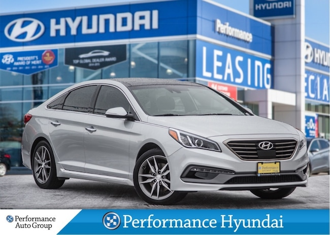 2015 Hyundai Sonata 2.0T Ultimate | MOON ROOF | NAVIGATION Sedan
