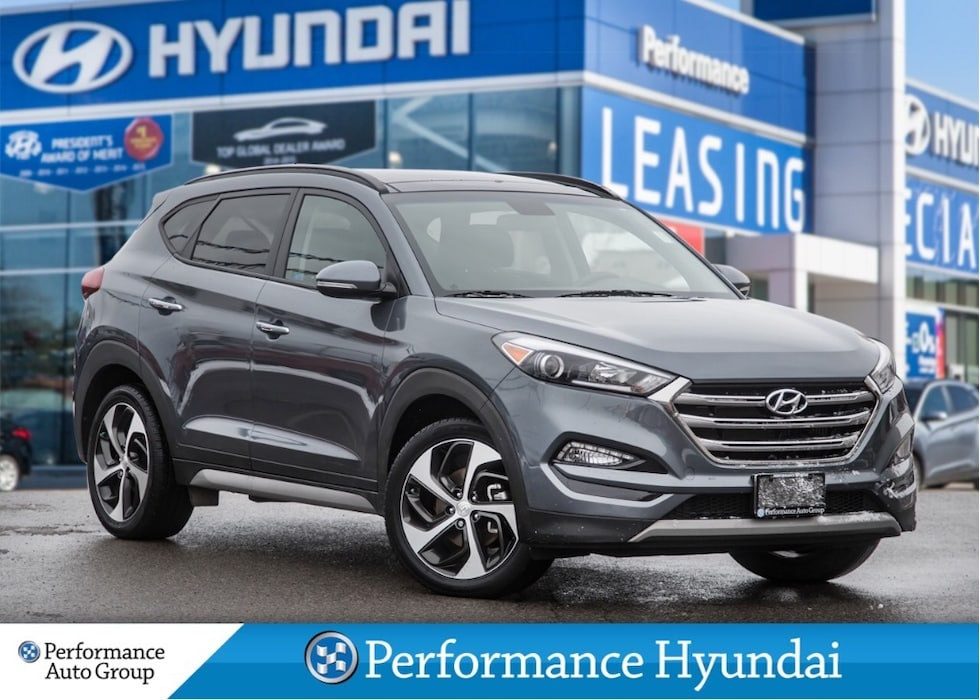 2017 Hyundai Tucson SE 1.6 | LEATHER | BACK UP CAMERA SUV