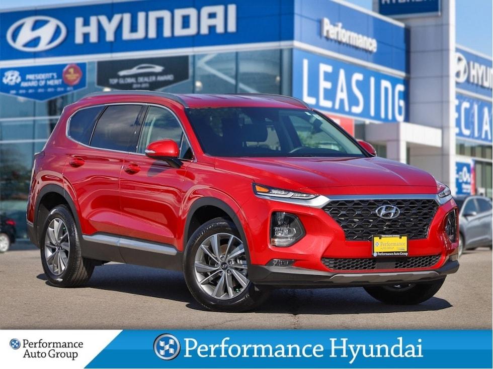 2019 Hyundai Santa Fe Preferred 2.0T | QUALIFIES FOR NEW CARA PROGRAMS SUV
