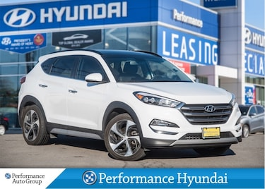 2017 Hyundai Tucson Limited 1.6T | WINTER TIRE PACKAGE | ONE OWNER SUV