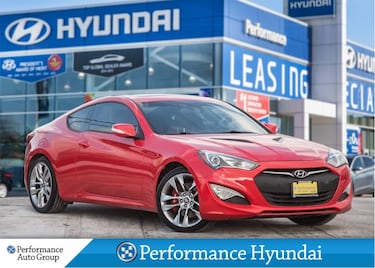 2015 Hyundai Genesis Coupe 3.8 GT | V6 | NAVI | REAR VIEW CAM Coupe