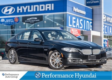 2014 BMW 535d xDrive |WINTER TIRES | DIESEL | TECH PACKAGE  Sedan