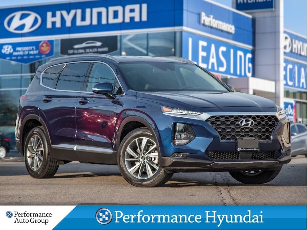 2019 Hyundai Santa Fe Preferred 2.0T   QUALIFIES FOR NEW CAR PROGRAMS SUV