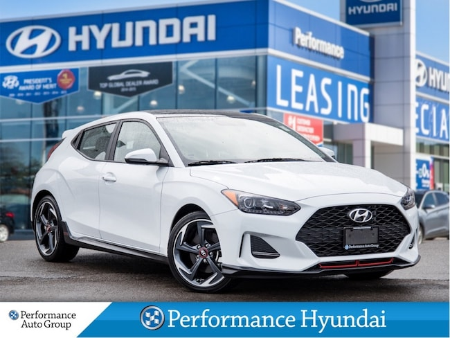 2019 Hyundai Veloster Turbo | QUALIFIES FOR NEW CAR PROGRAMS Hatchback