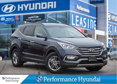 2018 Hyundai Santa Fe Sport PREMIUM   QUALIFIES FOR NEW CAR PROGRAMS SUV