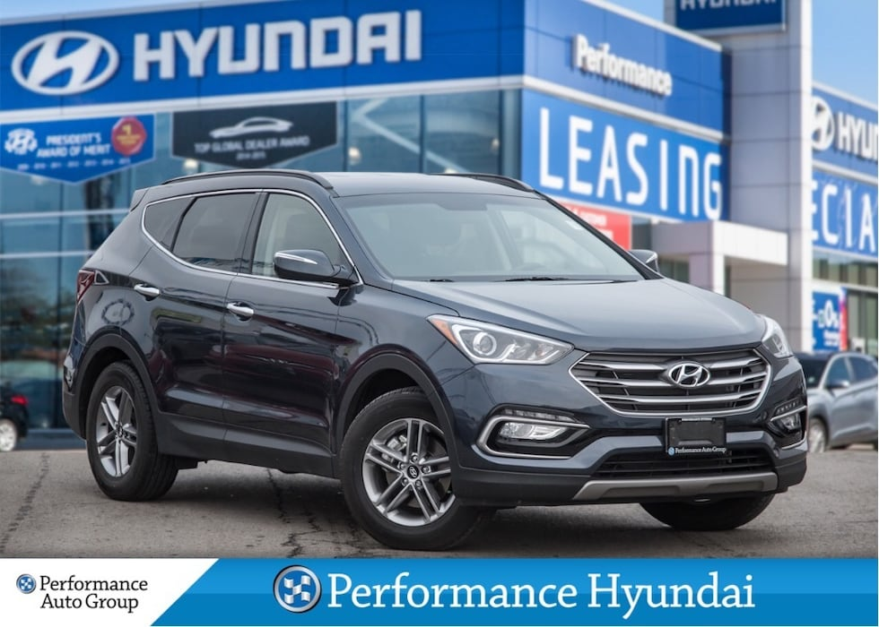 2018 Hyundai Santa Fe Sport PREMIUM | QUALIFIES FOR NEW CAR PROGRAMS SUV