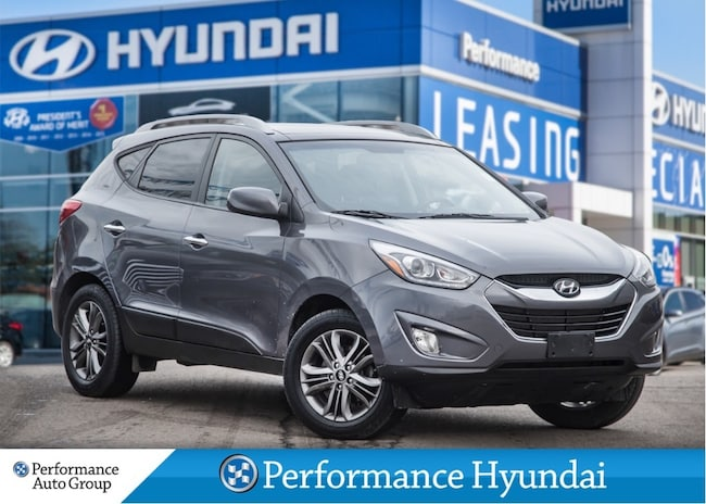 2014 Hyundai Tucson GLS | BLUETOOTH | LEATHER SUV