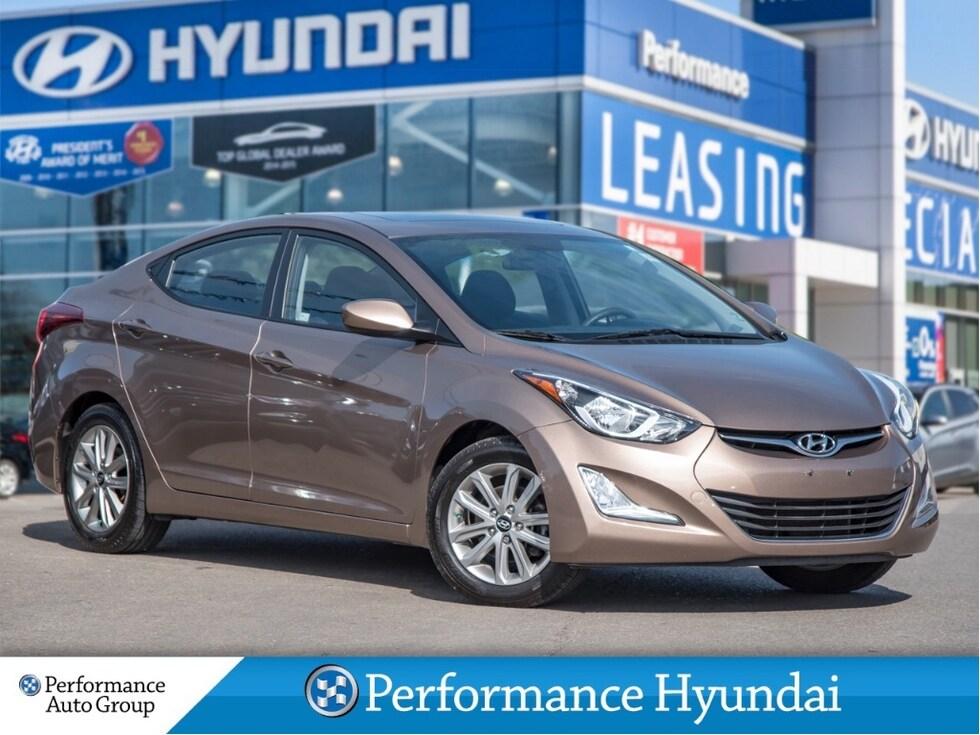 2016 Hyundai Elantra Sport | BLUETOOTH | ONE OWNER | CLEAN CARFAX Sedan
