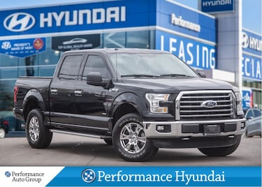 2016 Ford F-150 XLT | BACK UP CAM | 4X4 | LOW KM Truck