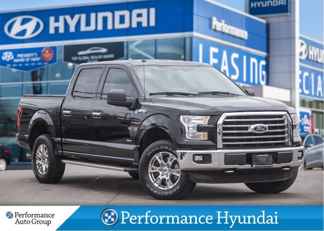 2016 Ford F-150 XLT   BACK UP CAM   4X4   LOW KM Truck