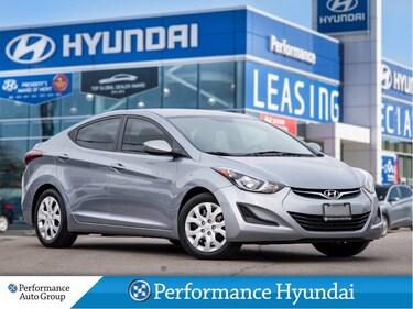 2016 Hyundai Elantra GL | CLEAN CARFAX | FUEL EFFICIENT Sedan