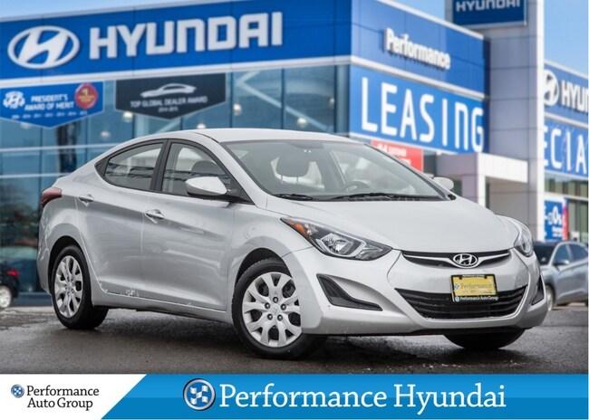 2015 Hyundai Elantra GL   BLUETOOTH   HEATED SEATS Sedan
