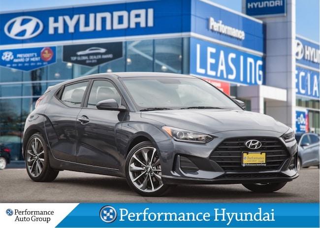 2019 Hyundai Veloster BASE   QUALIFIES FOR NEW CAR PROGRAMS Hatchback