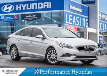 2015 Hyundai Sonata Limited   NAVIGATION   LEATHER Sedan