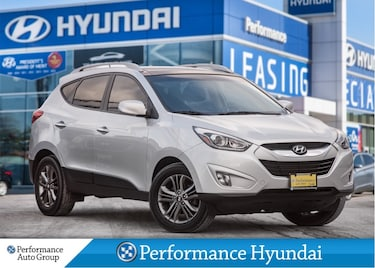 2014 Hyundai Tucson GLS   MOON ROOF   HEATED SEATS SUV