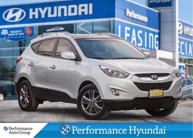 2014 Hyundai Tucson GLS | MOON ROOF | HEATED SEATS SUV