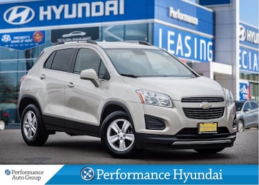 2014 Chevrolet Trax 1LT | BLUETOOTH | SOLD PENDING SUV