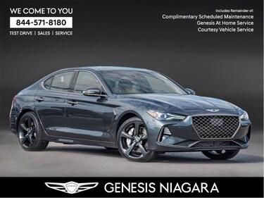 2019 Genesis G70 3.3T SPORT AWD| AWD | NAVI Sedan