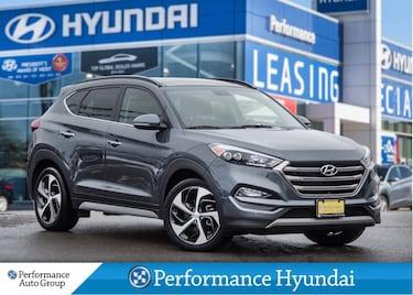 2017 Hyundai Tucson Limited 1.6 | LEATHER | NAVI | AWD SUV