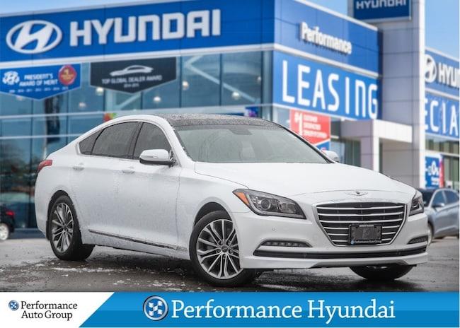 2015 Hyundai Genesis 3.8 Luxury   NAVIGATION   LEATHER Sedan