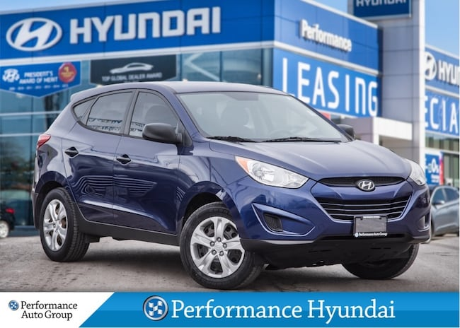2013 Hyundai Tucson L | GREAT VALUE | ONE OWNER SUV