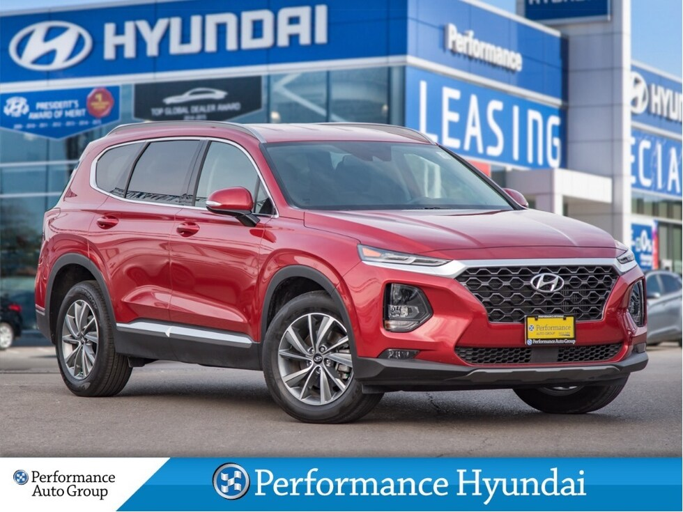2019 Hyundai Santa Fe Preferred 2.0T | QUALIFIES FOR NEW CAR PROGRAMS SUV