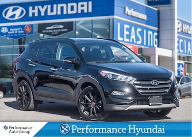 2018 Hyundai Tucson Noir 1.6T   LOW KM   AWD   CLEAN CARFAX SUV