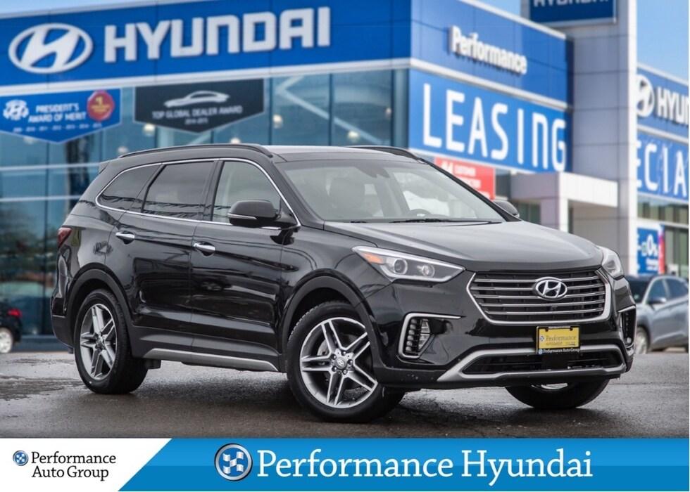 2017 Hyundai Santa Fe XL Ultimate | 6 PASSENGER | NAVIGATION | BACK UP CAM SUV