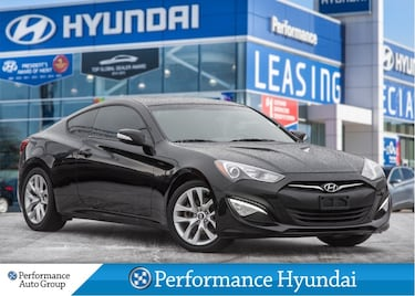 2015 Hyundai Genesis Coupe 3.8 Premium   LEATHER   NAVIGATION Coupe