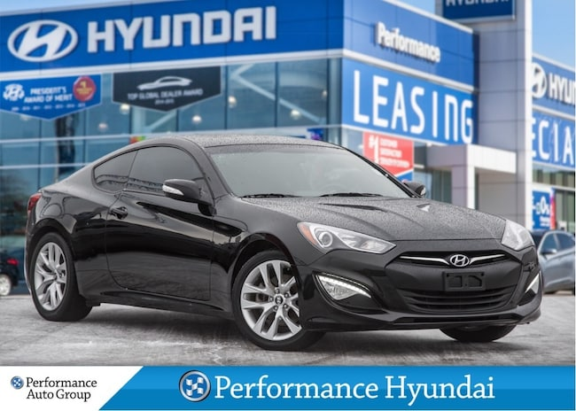2015 Hyundai Genesis Coupe 3.8 Premium | LEATHER | SOLD PENDING Coupe