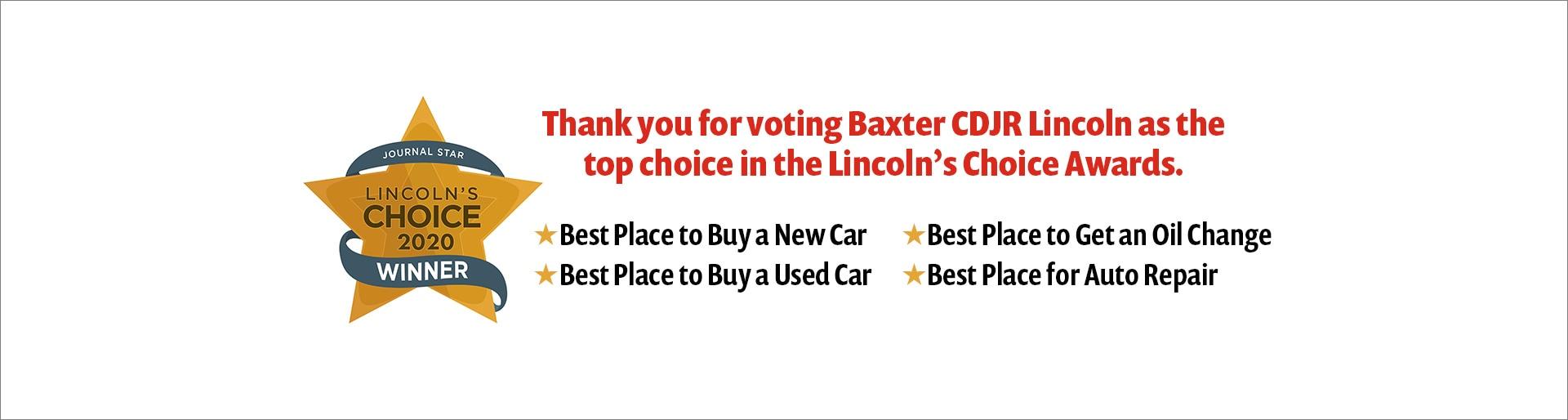 Baxter Dodge Lincoln Ne >> Baxter Chrysler Dodge Jeep Ram Lincoln | Jeep Sales in Lincoln, NE