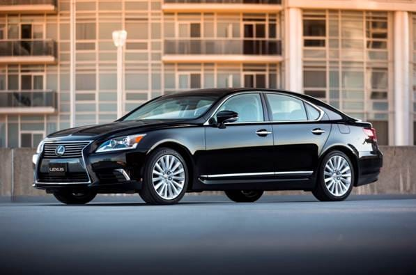 Revel In The Amazing: The 2015 Lexus LS 460 AWD, LS 460 L AWD and LS 600h L