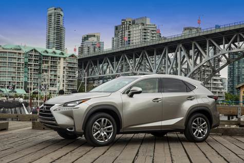 The 2015 NX :: Lexus Proves That A Sexy, Premium Compact SUV Can Also Be An Attainable Luxury