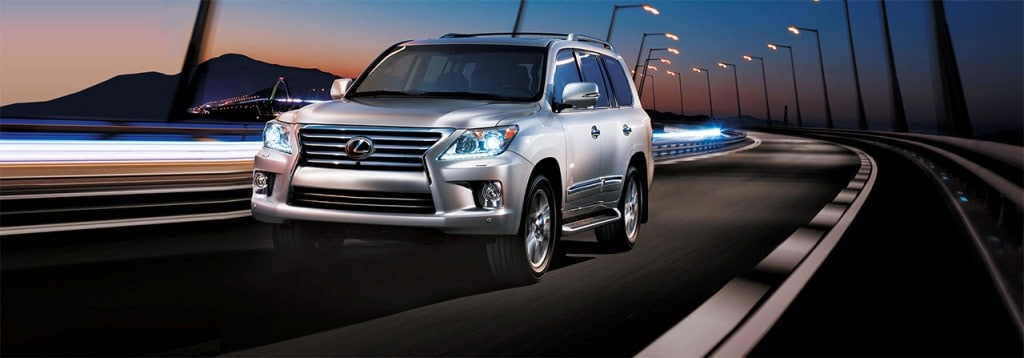 The 2015 Lexus LX 570: Take Luxury To Places It's Never Been