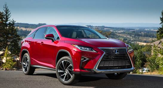 The 2016 Lexus RX: A Revolution In Luxury Crossover Design