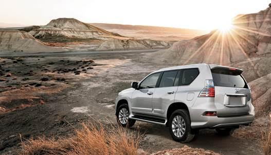 The 2016 Lexus GX 460  Experience Freedom, Unleashed
