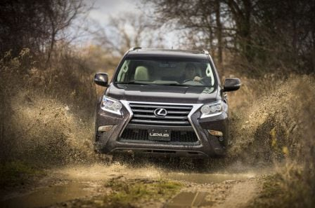 The 2015 Lexus GX 460: Experience Bold Styling and Go-Anywhere Performance