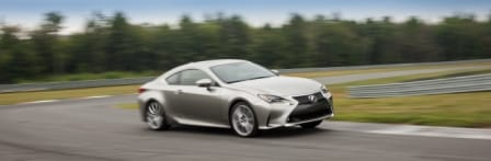 The 2015 Lexus RC 350 :: A sexy luxury coupe at a price that asks 'Why are you waiting?'