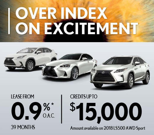 Credits up to $15,000 on select models