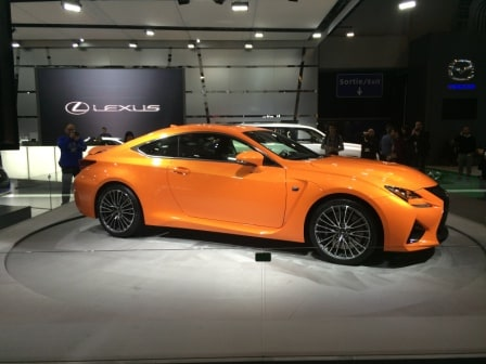 Come See 'Amazing' As Lexus Debuts The All-New NX Plus RC F and RC 350 Luxury Vehicles in Montréal