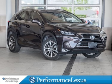 2015 LEXUS NX 200t LUXURY. AWD. NAVI. BLUETOOTH. HTD/PWR SEATS SUV