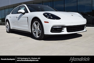 New 2018 Porsche Panamera 4 Hatchback Chapel Hill