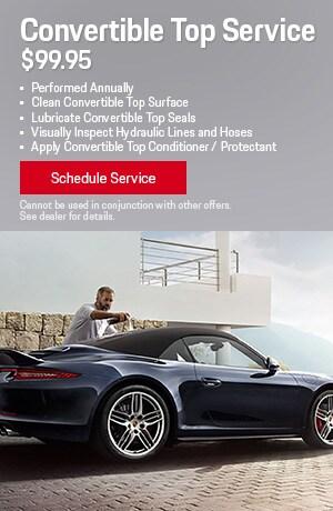 Convertible Top Service