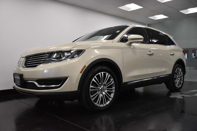 Certified Pre-Owned 2016 Lincoln MKX Reserve SUV For Sale Randolph, NJ