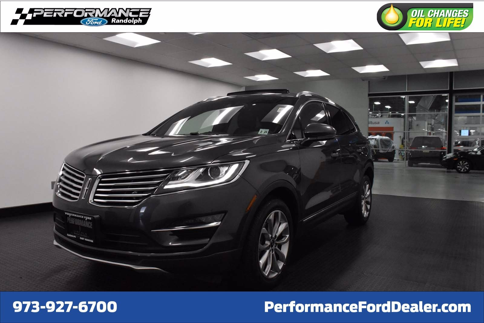 Used Lincoln Mkc Randolph Nj