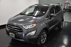 Used 2018 Ford EcoSport Titanium SUV in Randolph, NJ