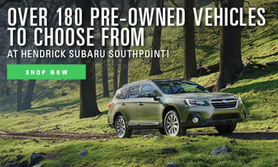 Hendrick Subaru Southpoint in Durham, NC   serving Raleigh