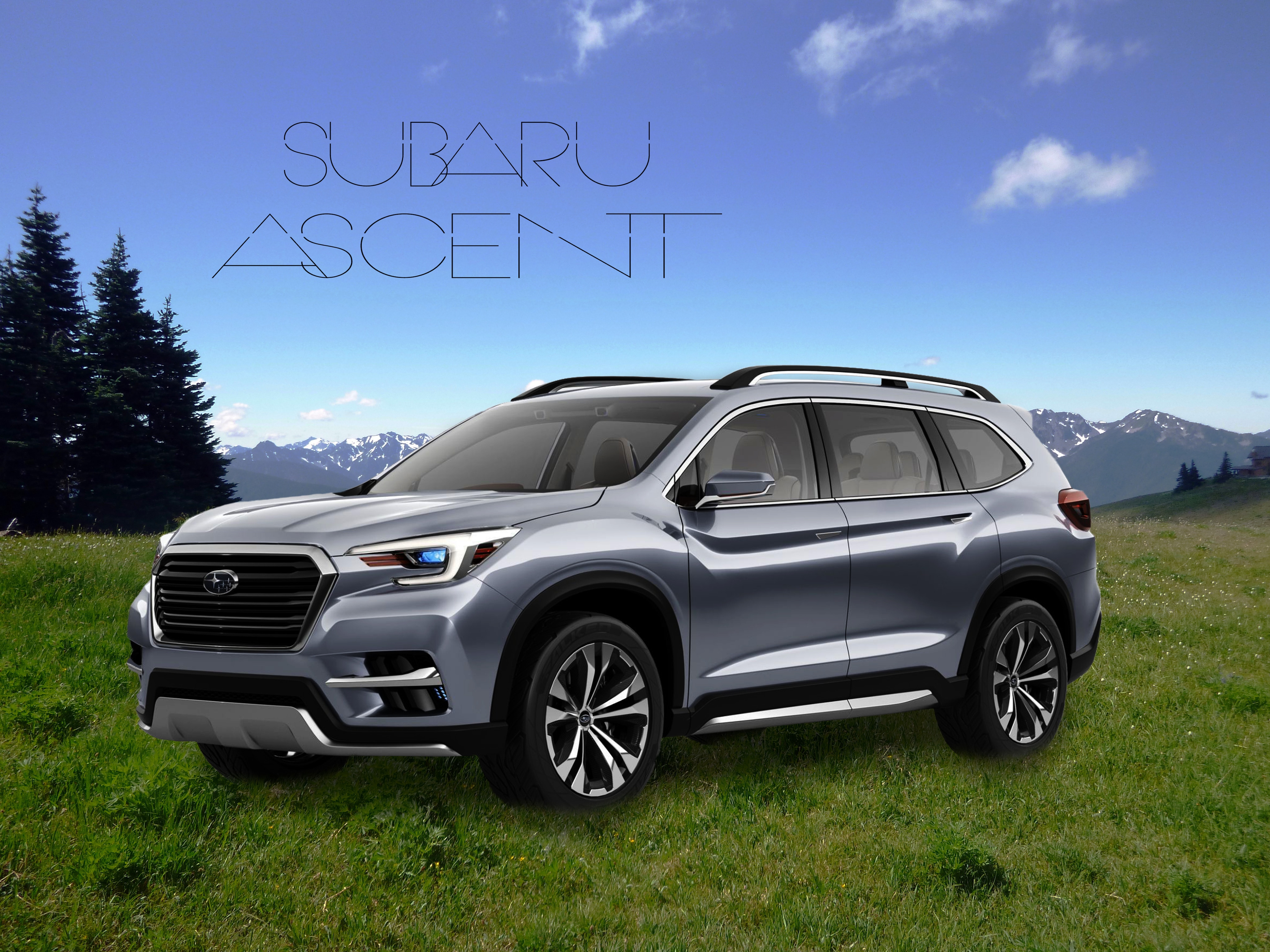 2018 subaru ascent price. plain ascent 1 httpwwwcaranddrivercomfeaturesthe2018subaruascent isacarworthwaitingforfeature intended 2018 subaru ascent price